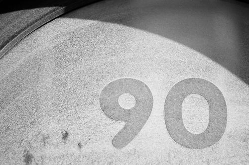 90 by bjorn soderqvist