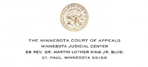 MN Court of Appeals - Appeal a Family Court Decision